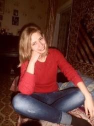 Dziewczyna Lia Kobyłka