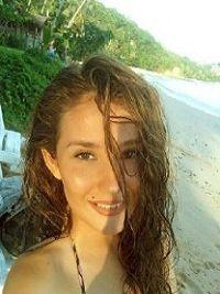 Dziewczyna Vitalia Brusy