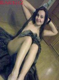 Dziewczyna Violetta Grabów nad Prosną